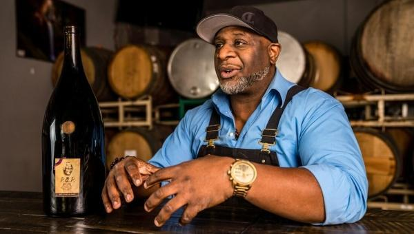 The Son Of A Haitian Immigrant Owns One Of The First Black Wine Companies In Oregon