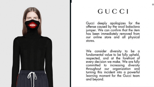 Will Black People Continue To Use Gucci As A Symbol Of Status After The Blackface?