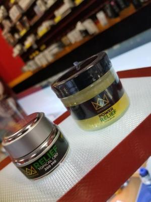 Topical Pain Cream