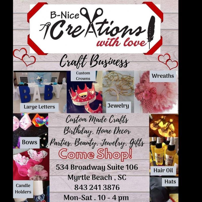 Bnice creation With love