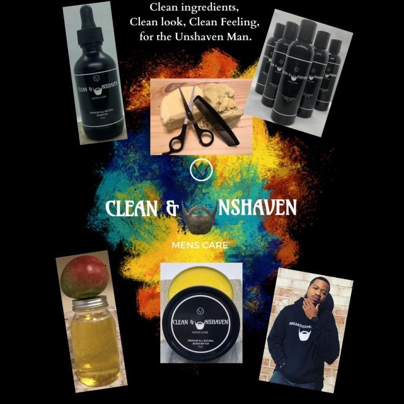 Clean & Unshaven