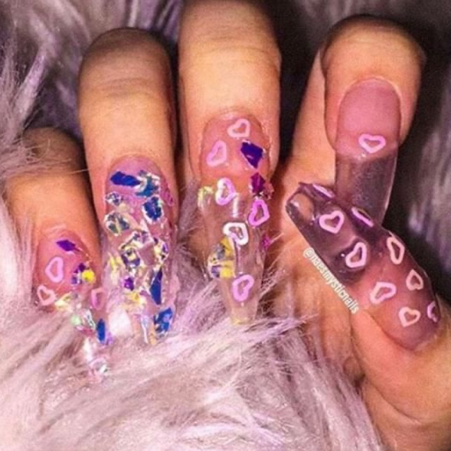 Chell's Nails