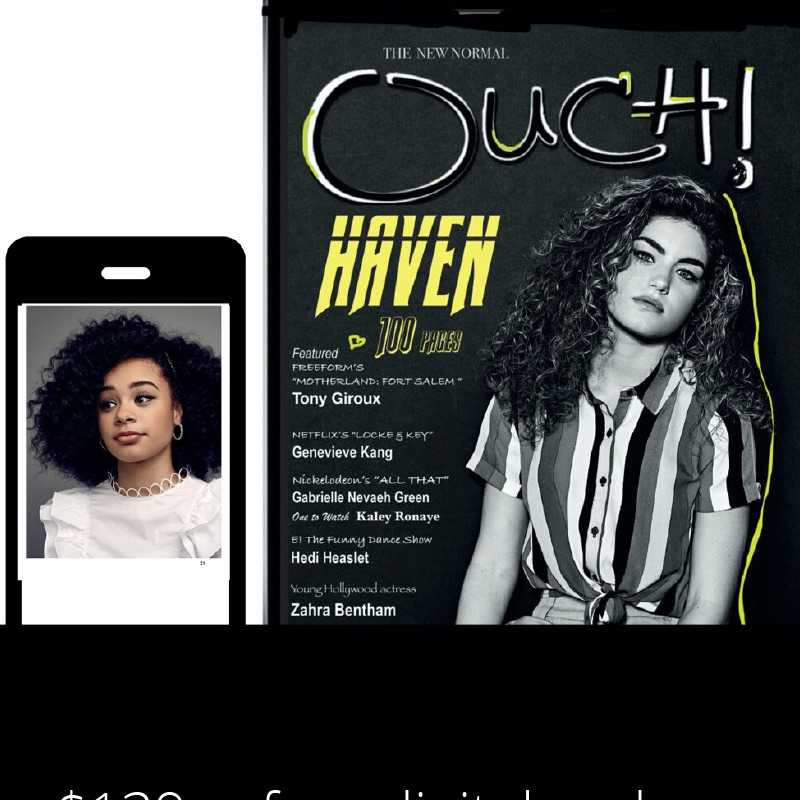 ouch magazine