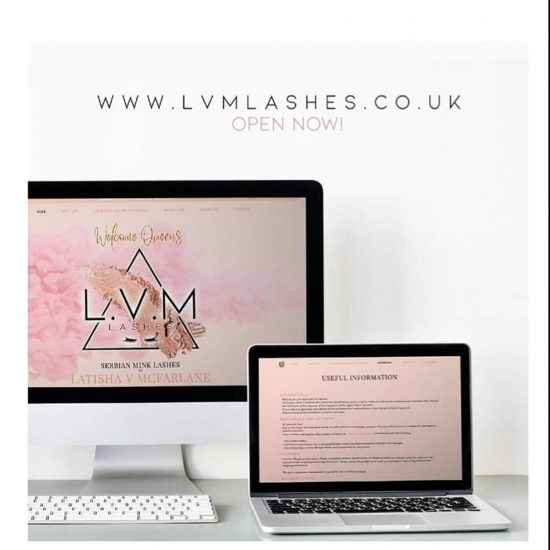 LVM LASHES LIMITED