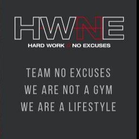 Hard Work No Excuses