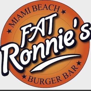 Fat Ronnie's Burger Bar