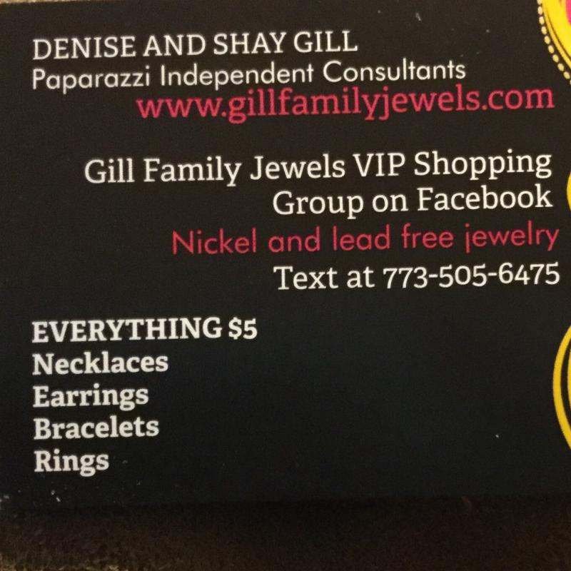 Gill Family Jewels