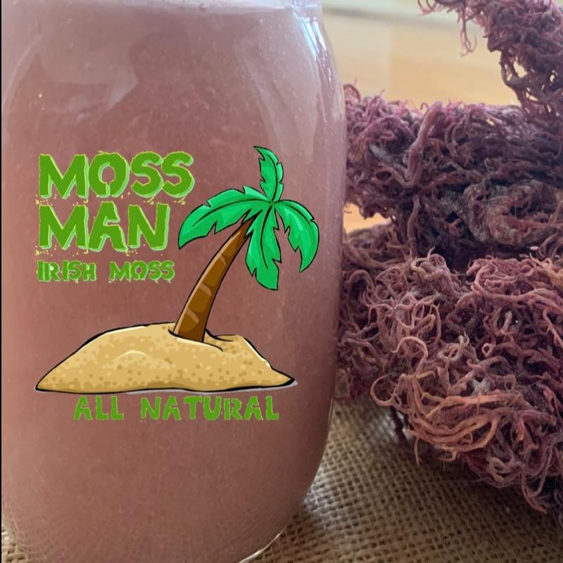 Mossman Sea Moss & Herbal Teas