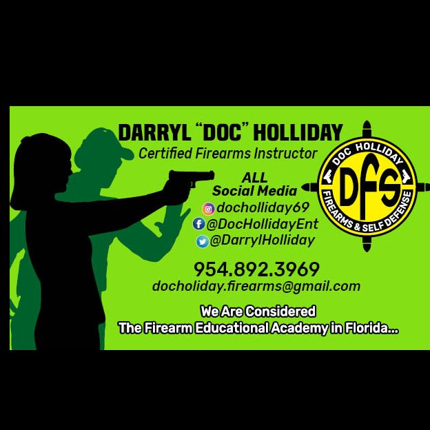 Doc Holliday Enterprises LLC,