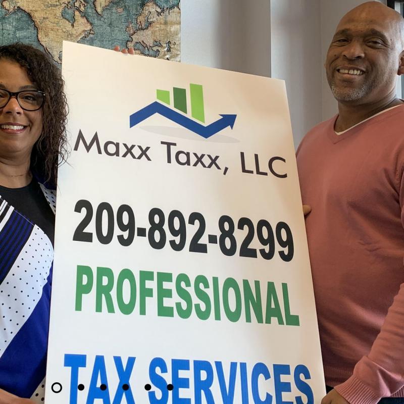 Maxx Taxx, LLC.
