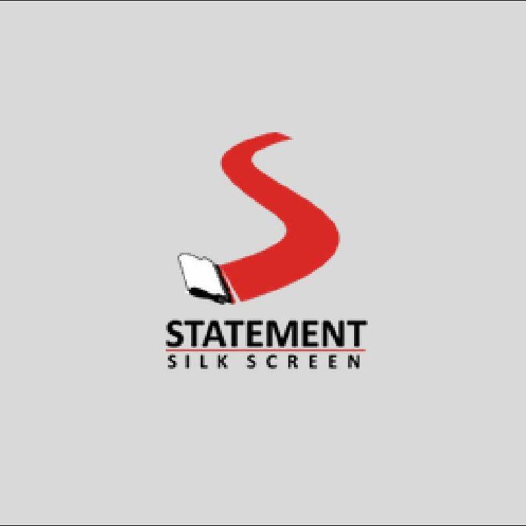 Statement Silk Screen