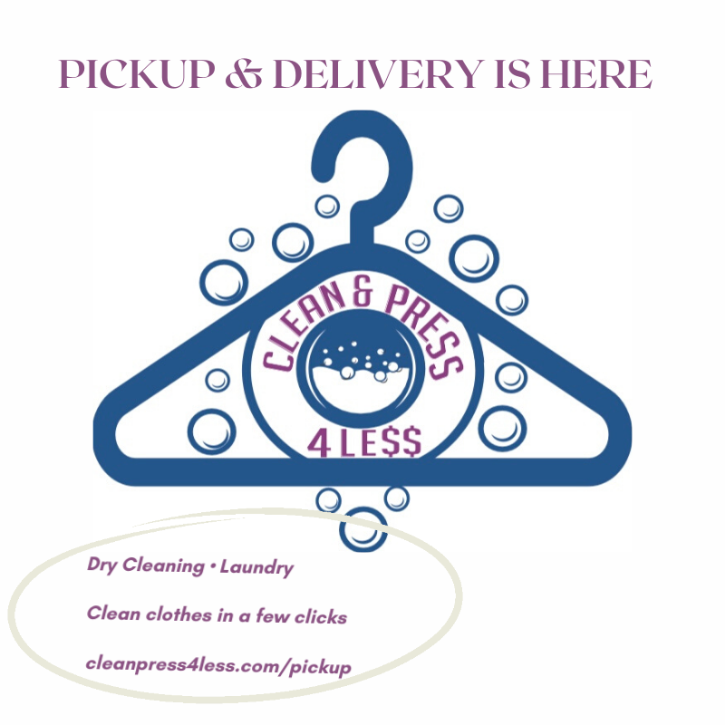 Clean & Press 4 Less
