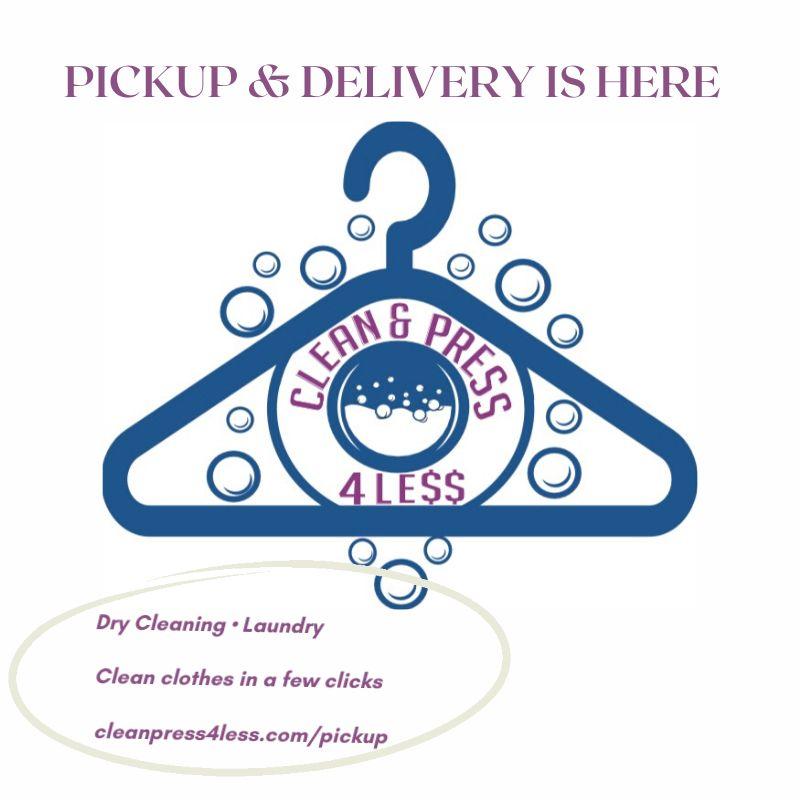 Clean & Press 4 Less
