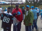 Fellas at the game