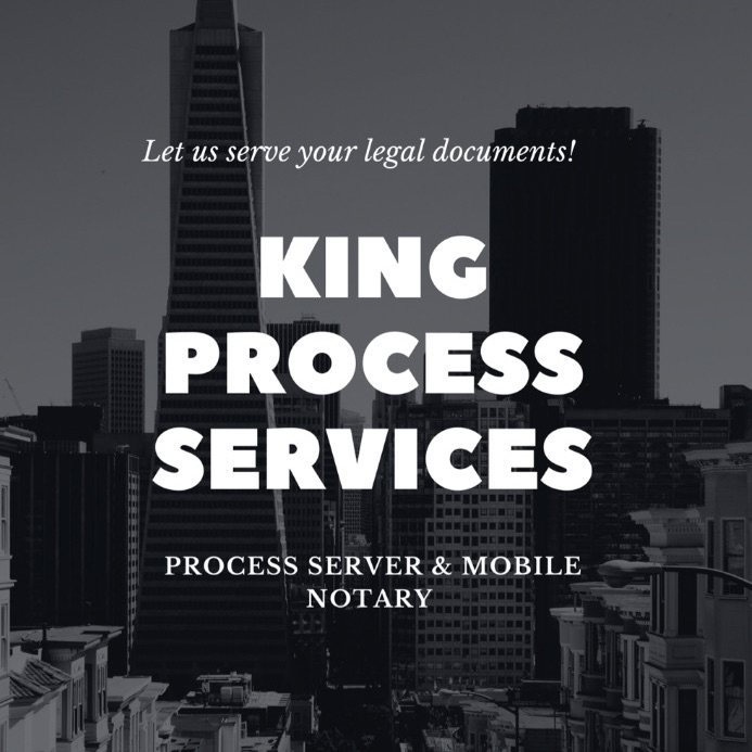 King Process Services