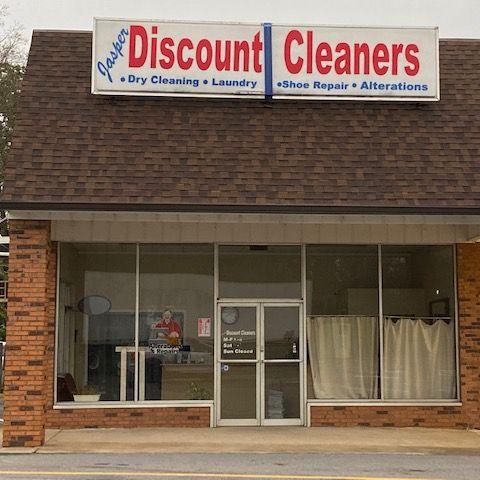 Jasper Discount Cleaners