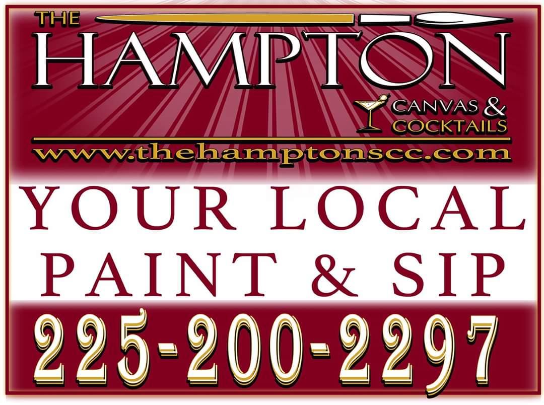 The Hampton Canvas & Cocktails