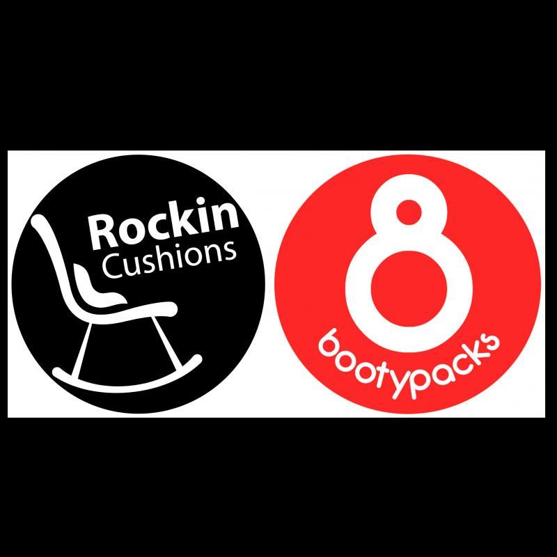 Rockin Cushions / Bootypacks