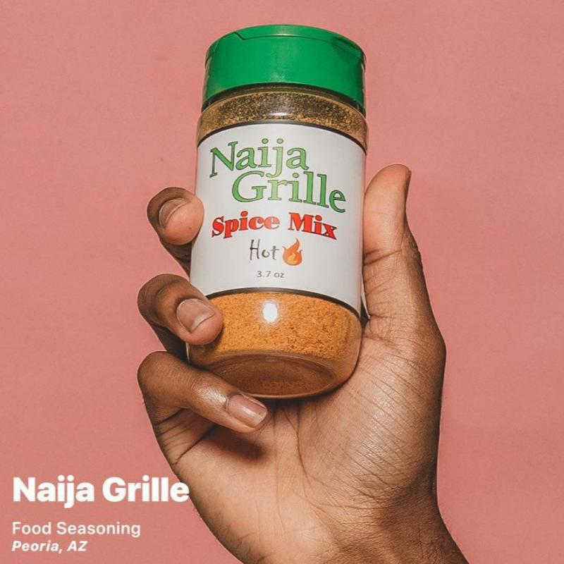 Naija Grille Spice Mix