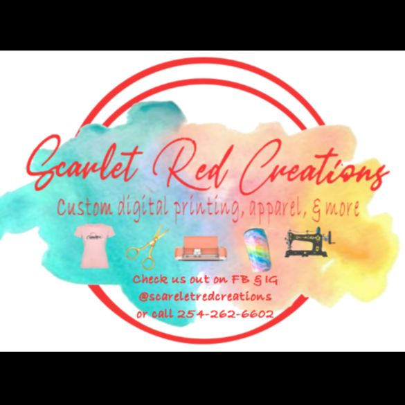 Scarlet Red Creations