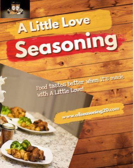 A Little Love Seasoning, LLC