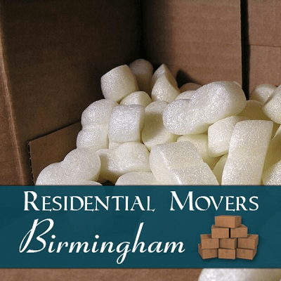 Residential Movers Birmingham