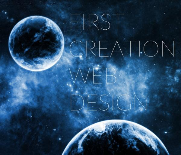 First Creation Web Design