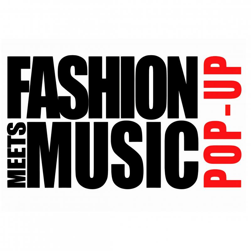 Fashion Meets Music Pop Up