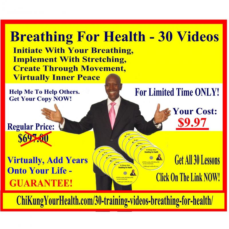 Chi Kung Your Health