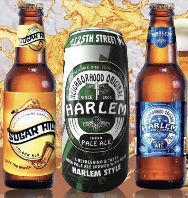 Harlem - Sugar Hill Ale, 125th Street IPA, Renaissance
