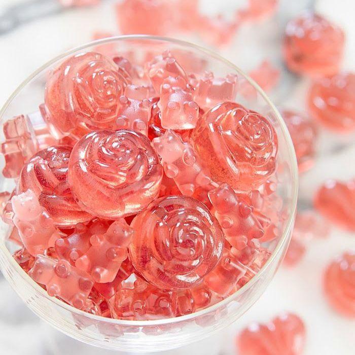 Yummy Gummy Cocktails