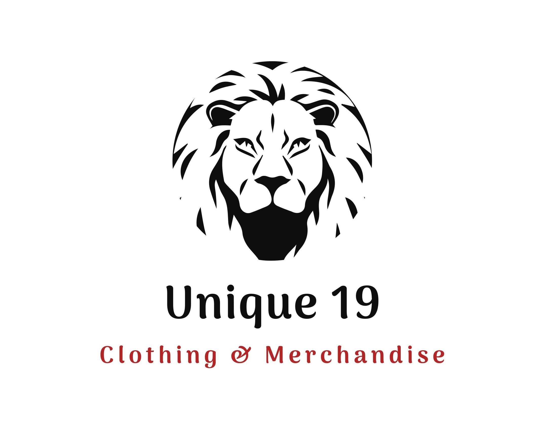 Unique 19 Clothing & Merchandise