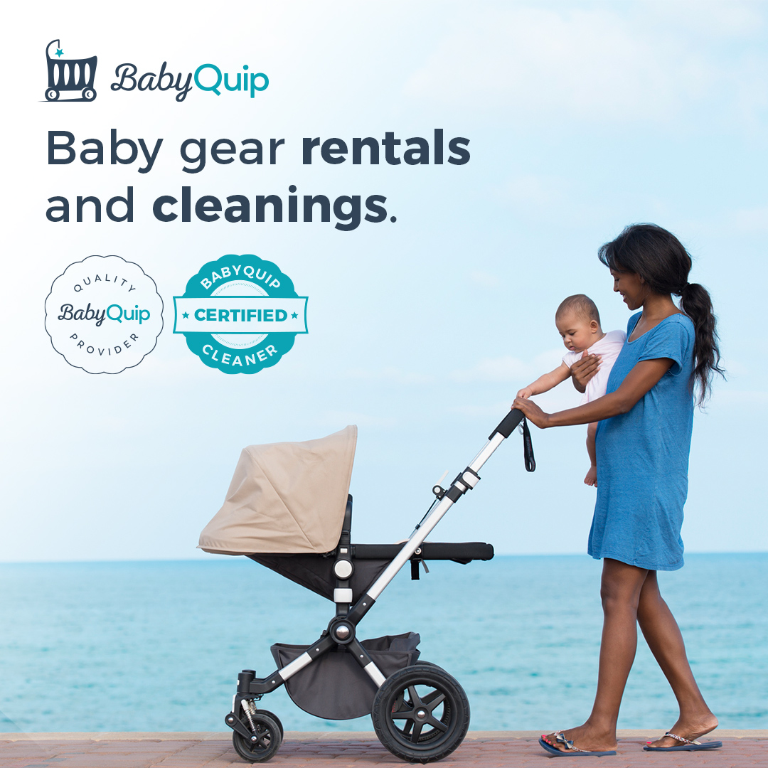 BabyQuip Rentals and Cleaning - Christina Barker
