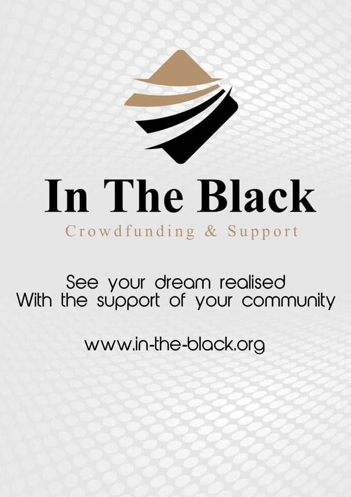 In The Black Crowdfunding & Support