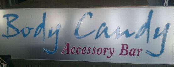 Body Candy Accessory Bar