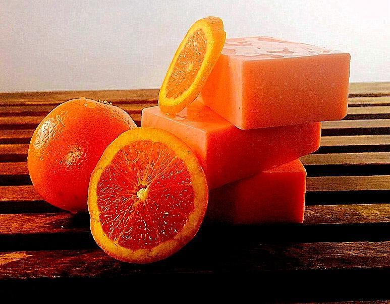 ORGANIC CITRUS SOAP