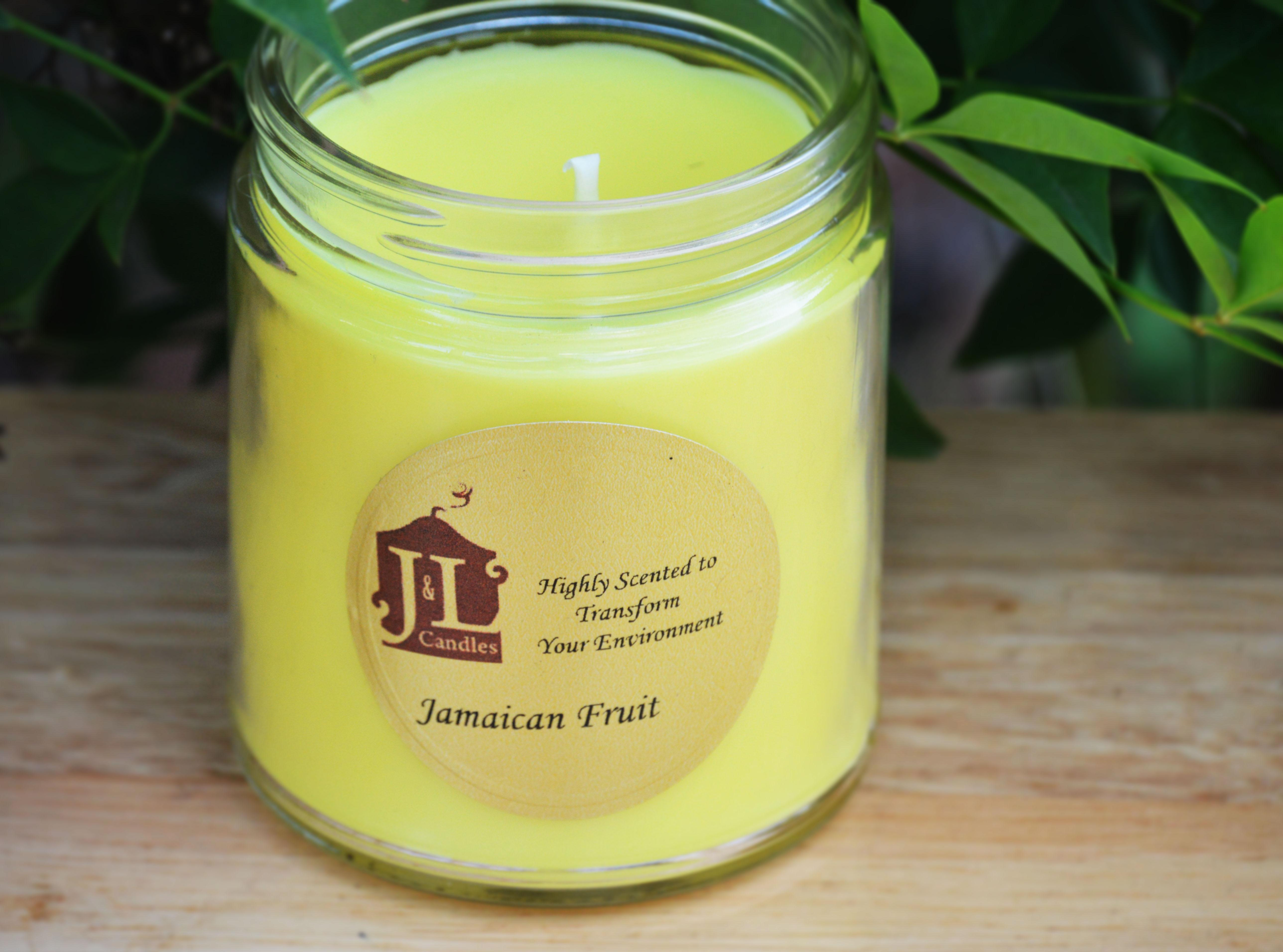 Jamaican Fruit  9 oz candle