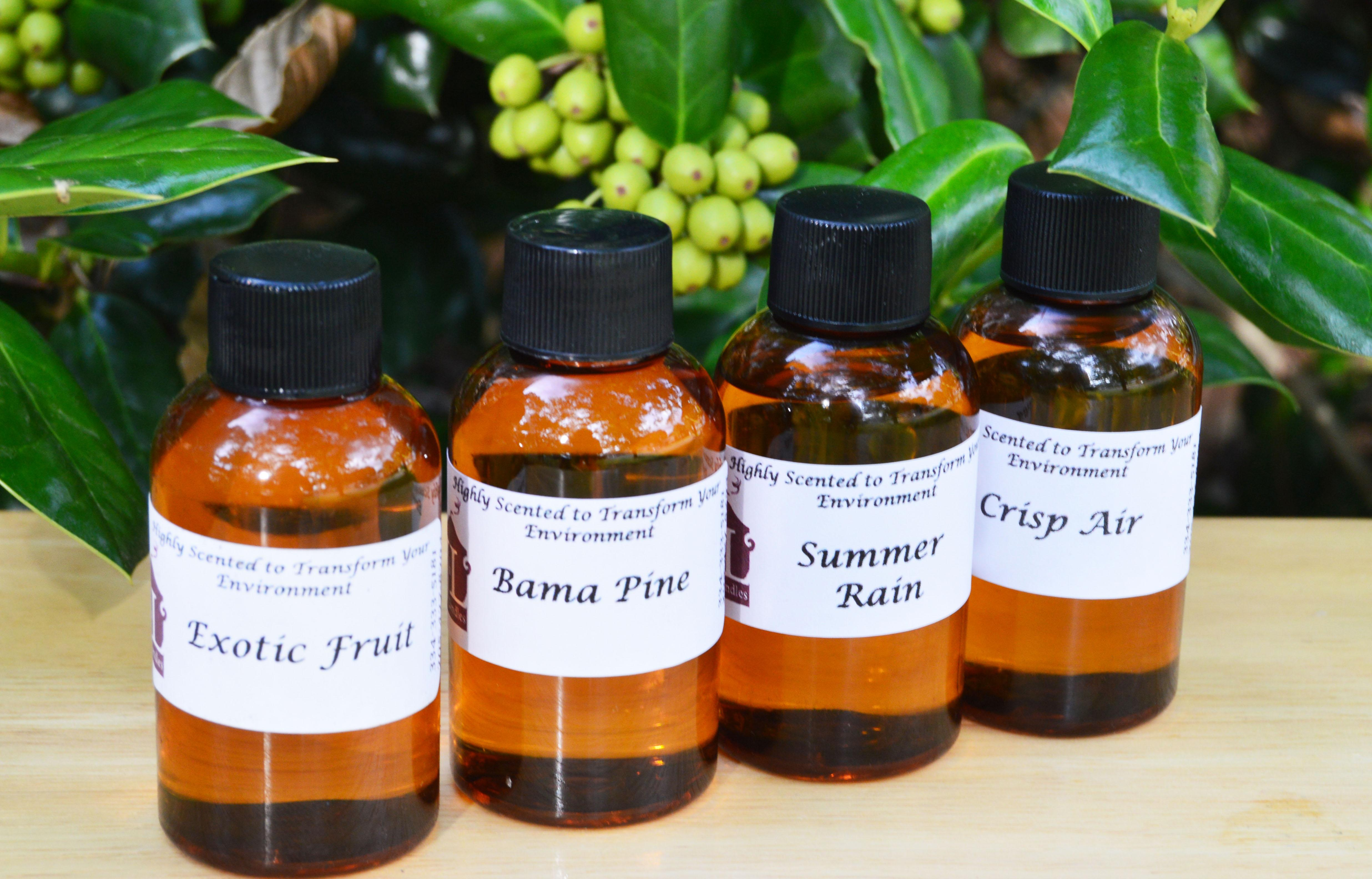 Highly Scented long lasting fragrance oil