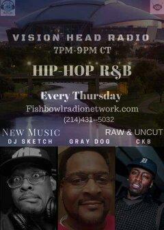 Vision Head Radio