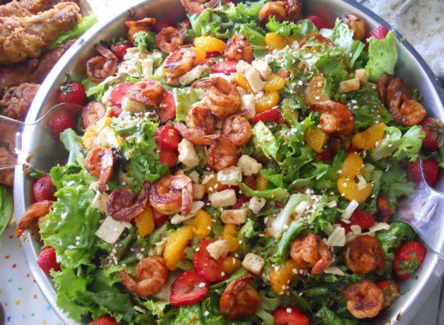 Bayou Mandarin Salad