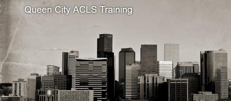 Queen City ACLS Training