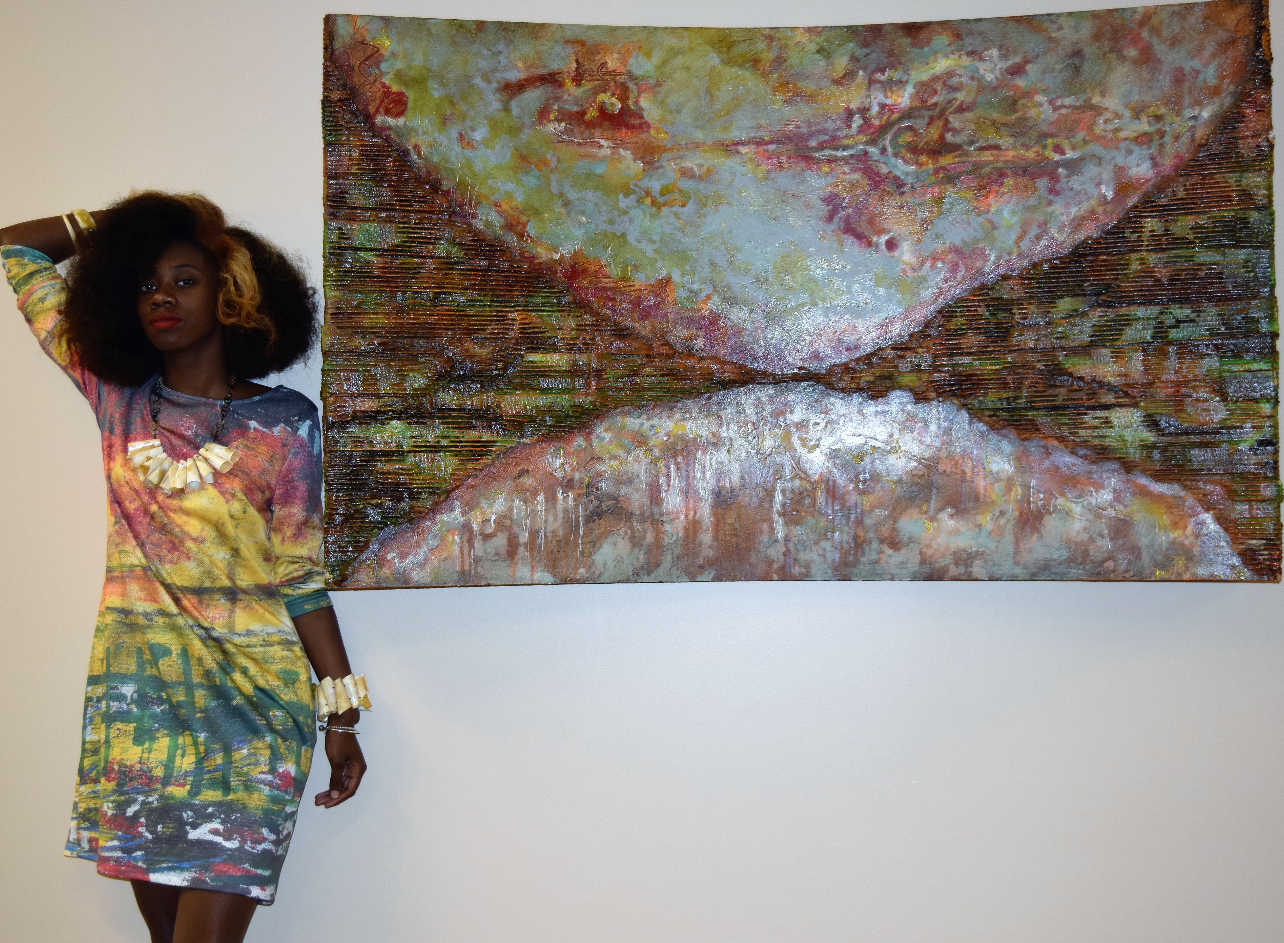 Kandice and Art