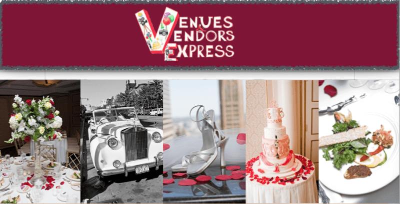 Venues and Vendors Express