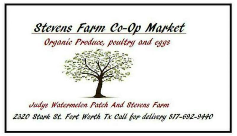Stevens Farm Co-Op