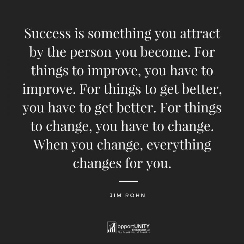 How To Be Successful!