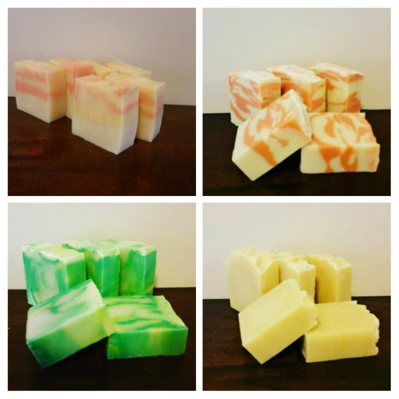 Beautiful By Nature Soaps