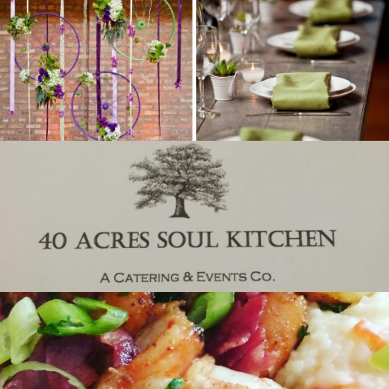 40 Acres Soul Kitchen