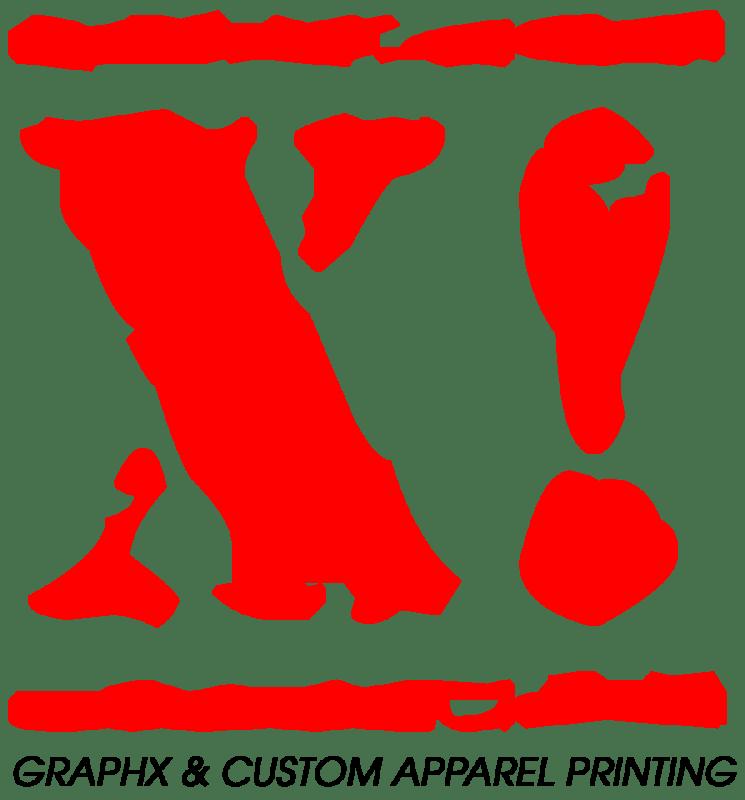 XKLUSIV GRAPHX & APPAREL PRINTING