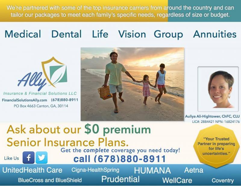 ALLY INSURANCE & FINANCIAL SOLUTIONS LLC.