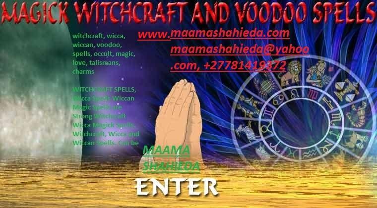 Traditional Spiritual Herbalist Healer & Spell Caster in UK, USA